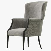 Restoration Hardware Edwardian Wingback Chair