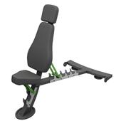 Gym Adjustable Bench