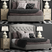 Bed Arched Queen