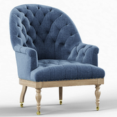 Restoration Hardware Vallette Chair