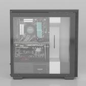 Computer, NZXT H700i