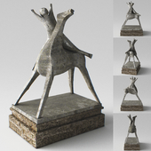 Horse Art Marino Marini