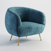 GRAMERCY HOME - MABLY ARMCHAIR 602.027