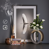 Kalla decorative set