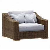 Restoration Hardware - PROVENCE CLASSIC LOUNGE CHAIR