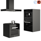 Miele Appliances Black