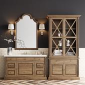 Dantone bathroom set
