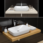 Washbasin RAVAK | Ceramic R