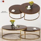Kanta Nested Coffee Tables Boydblue