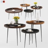 Bowl Coffee Tables Mater Design