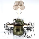 Tableware Decoration Set