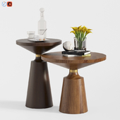 Nicole Coffee Table Set