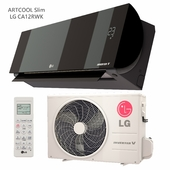 Air conditioning ARTCOOL Slim LG CA12RWK