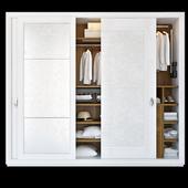 Laccato cupboard