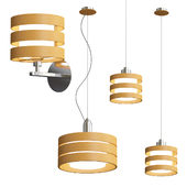 Artelamp Wood pentant light