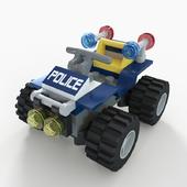 Lego Police Car n ° 60065