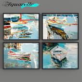 Aquarelle / часть 42