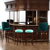 Bar set by Ottiu