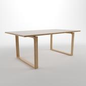 Essay Table By Fritz Hansen