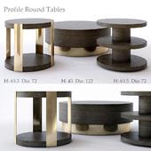 Bernhardt Profile Round Tables