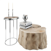 Set of tables from slabs