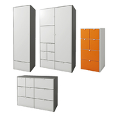 Cabinets and dressers Ikea VISTUS