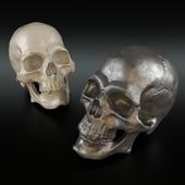 Christopher Guy Decorative Skull