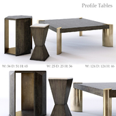 Bernhardt Profile Tables