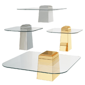 EICHHOLTZ Side Coffee Table Orient 112042 111801 111800 112041
