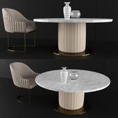 Daytona Byron Table