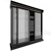 Moritz Glass Cabinet