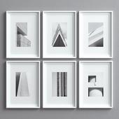 Picture Frames Set -9