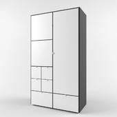 VISTHUS Wardrobe Ikea