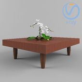Oasis table from TED BOERNER
