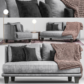 sofa and chair Moroso Gimme More by Diesel