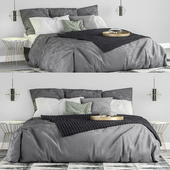 Ikea Nordli bed double