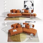 Sofa B & B Italia Arne