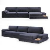 Modular sofa Vibieffe Fly 810