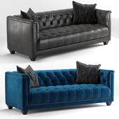 Paxton sofa Bernhardt furniture