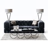 Ediziony Sofa Set