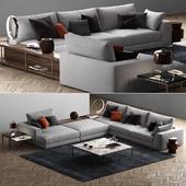 Argo sofa - MisuraEmme