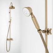 Shower rack RETRO