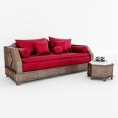 moroccan sofa set