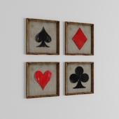 Playing Card / Poker Card Frame