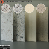 Quartz Slab Set 116