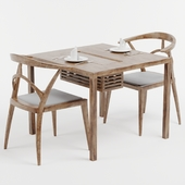 Dining Chair and Table