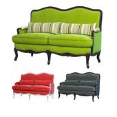 Classic sofa Nouailhac - Valliere
