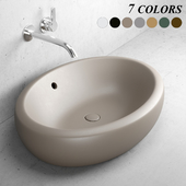 Ceramica Cielo Fluid washbasin