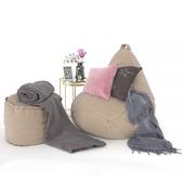 Beanbag Cozy Set