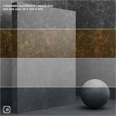Material (seamless) - coating, plaster set 39